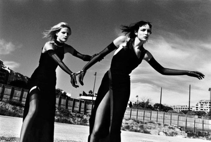 "Helmut Newton. ""Works"""