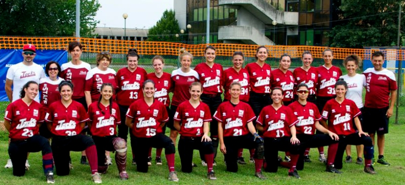 Reale Mutua Jacks Torino Softball