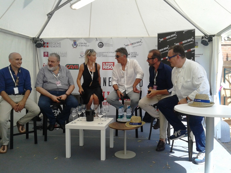 Collisioni 2019: delizie palco wine & food2