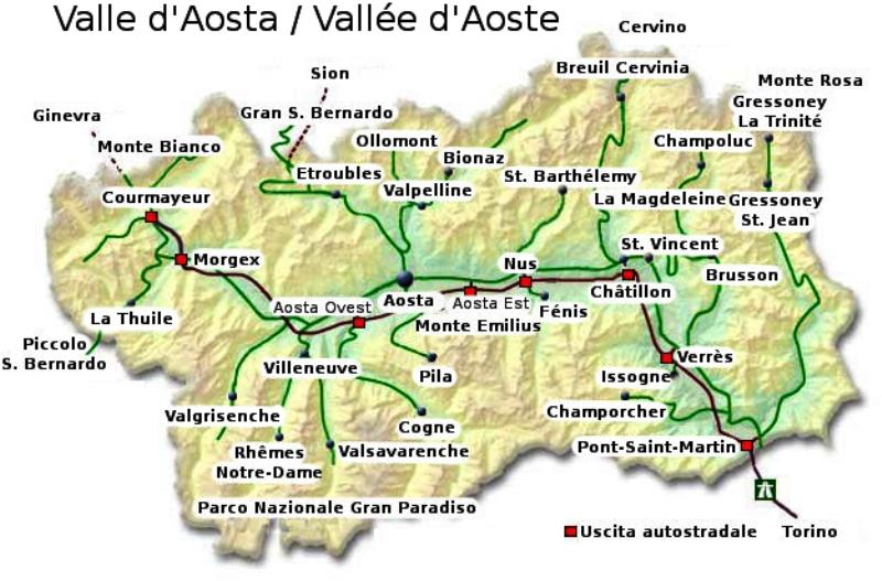 Valle D Aosta Cartina Tematica.Covid 19 Valle D Aosta 30 Aprile Ore 19